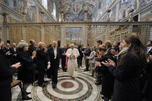 What Happened to the Catholic Church's Art Patronage