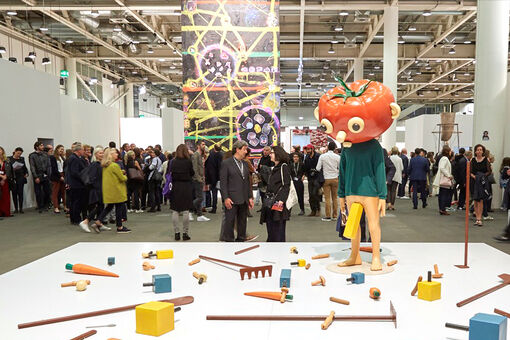 What's Sold at Art Basel in Basel