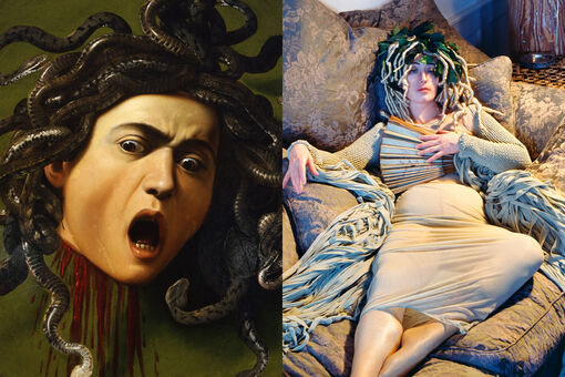 What Depictions of Medusa Say about the Way Society Views Powerful Women