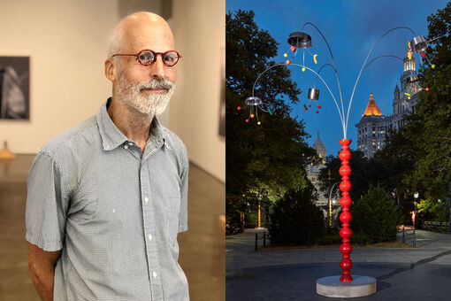At 70, Playful Provocateur B. Wurtz Is Finally Having His Watershed Moment