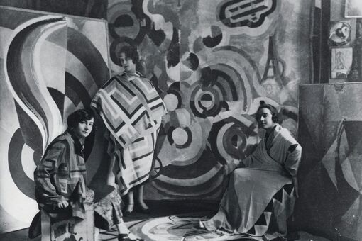8 Reasons Why Sonia Delaunay Matters