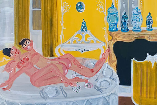 The Challenge and Allure of Portraying Sex in Art Today