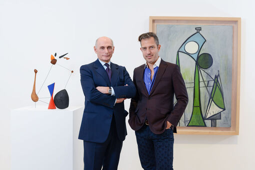 Calder and Picasso Grandsons Curate a Tribute to Their Legendary Grandfathers