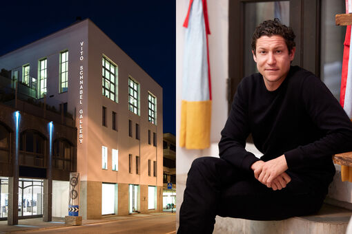 Vito Schnabel on His Old-School Approach to Art Dealing