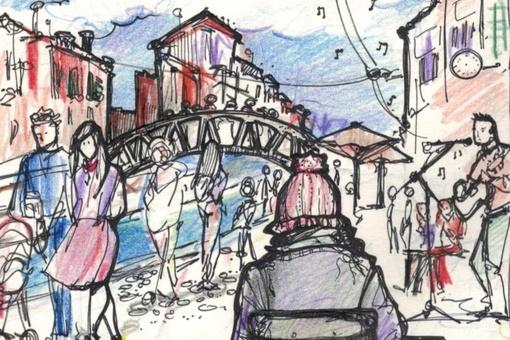 You Can Now Walk—and Sketch—Where Leonardo da Vinci Did in the 1400s