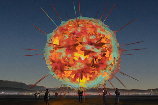 Burning Man Artists on 15 of the Most Anticipated Artworks in 2018