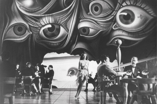 When Dalí and Hitchcock Brought Surrealism to Hollywood