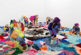 The Peruvian-American Artist Weaving Vibrant Artworks That Explore Craft and Sexuality
