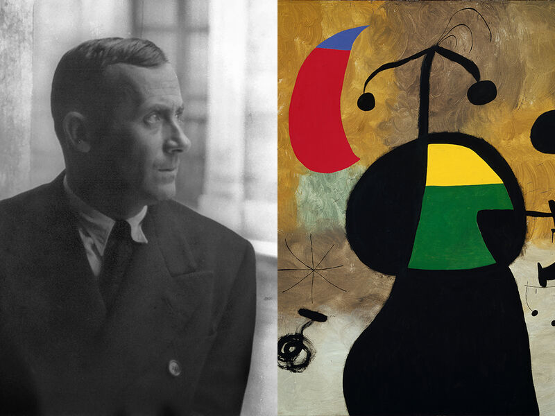 What You Need To Know About Joan Miró Pioneer Of Surrealism Artsy