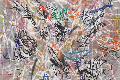 Inside the Market for Julie Mehretu's Swirling Abstract Works