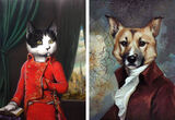 Inside the Weird and Wonderful World of Pet Portraits