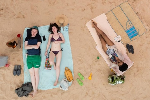 Inside the Indoor Beach Opera That's the Talk of the Venice Biennale