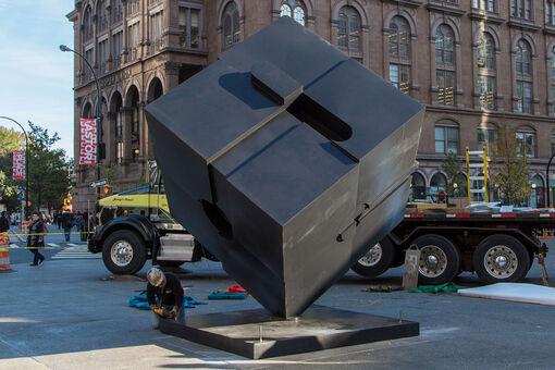 How New York's Most Beloved Public Artwork Was Restored