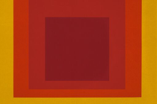 Josef Albers on How to Be an Artist