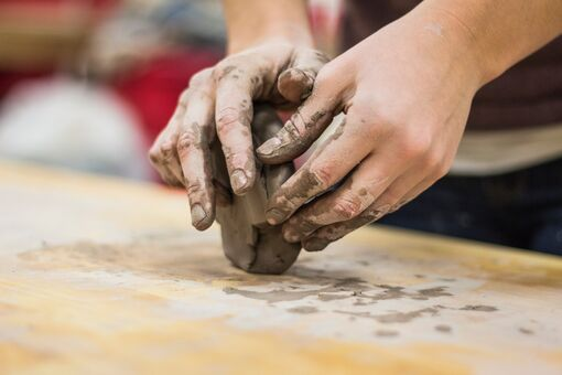 Creating Ceramics Can Help Combat Depression