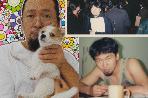 How Takashi Murakami Got His Start as an Artist