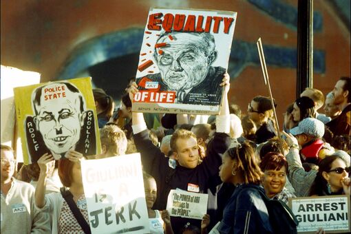"Censorship, ""Sick Stuff,"" and Rudy Giuliani's Fight to Shut Down the Brooklyn Museum"