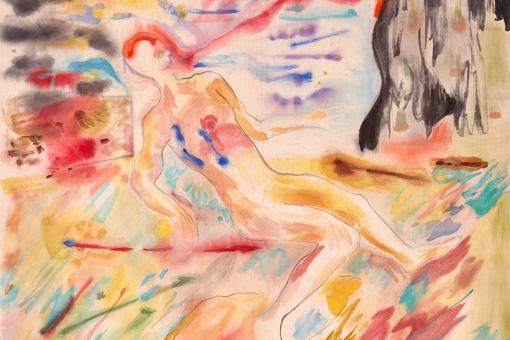 Legendary Filmmaker Gus Van Sant on the Magic of Painting