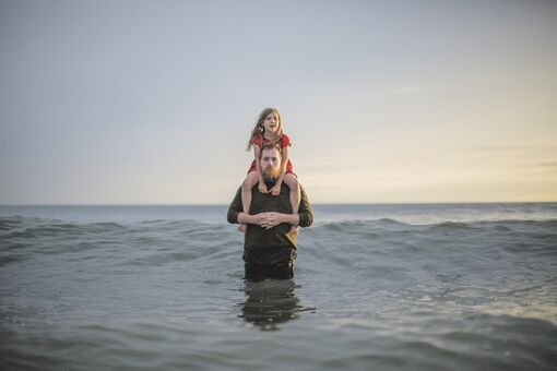 These Photographers Show There's No One Way to Be a Dad