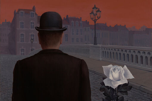 """René Magritte's """"Pandora's Box"""" Helped Me Connect with Art for the First Time"""