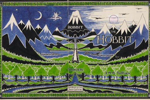 J.R.R. Tolkien's Little-Known Art Practice Shaped Middle-Earth