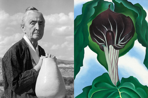 Georgia O'Keeffe's Unsung Role as Patron and Collector