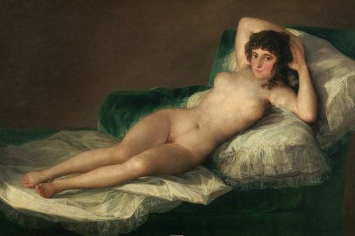 How Spain's Kings Hid Thousands of Nude Paintings from the Catholic Church