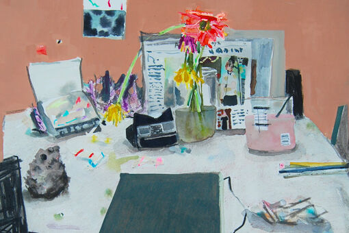 The Surprising Key to Artistic Freedom? Running Your Studio like a Business