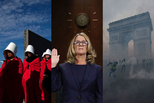 The Most Powerful Moments in Photojournalism in 2018