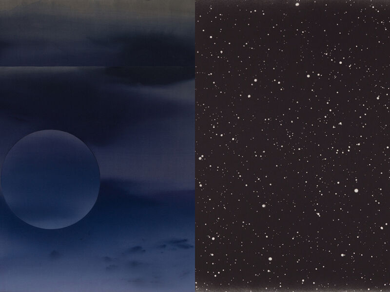 The Artists Who Have Made the Night Sky Their Muse - Artsy