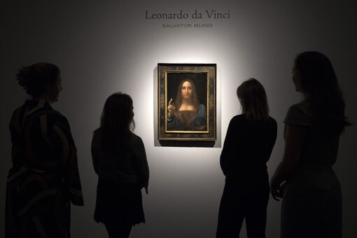 Leonardo da Vinci Painting Could Become Most Expensive Work Ever Auctioned—Here's What You Need to Know