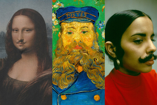 Art History's Most Outrageous Beards and Mustaches
