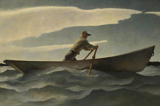 The Untold Legacy of N.C. Wyeth, Andrew's Artist Father