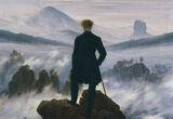 "Unraveling the Mysteries behind Caspar David Friedrich's ""Wanderer"""