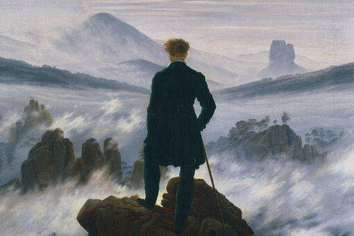 "Unraveling the Mysteries behind Caspar David Friedrich's ""Wanderer"""