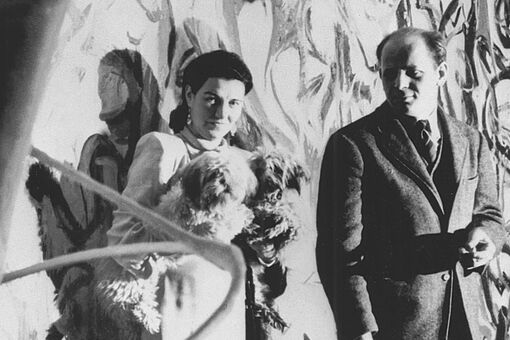 The Story of Pollock, Guggenheim, and the Masterpiece Created in One Night