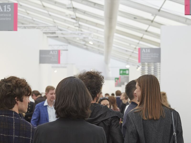At Frieze, Women Artists Benefit from Art Market Woes - Artsy