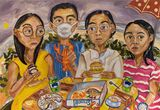 Susan Chen's Portraits of Asian Americans Reckon with a History of Exclusion