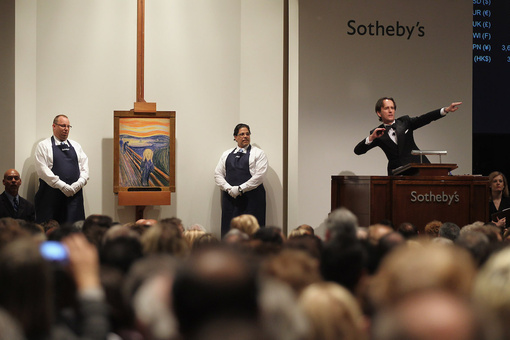 Sotheby's Going Private Will Change the Art Market Forever