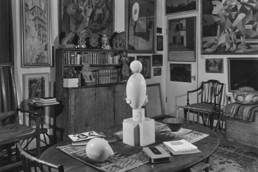 Inside the Legendary Art-Filled Home of Walter and Louise Arensberg