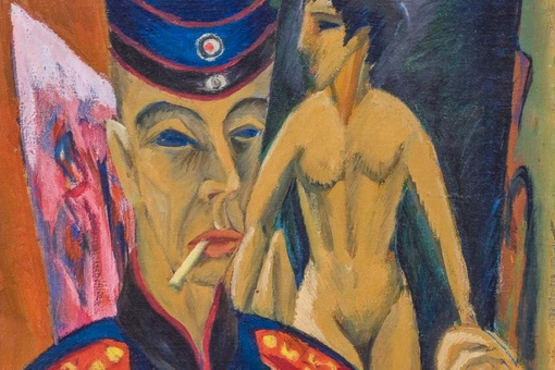 Unpacking Ernst Ludwig Kirchner's Practice through 3 Revelatory Paintings