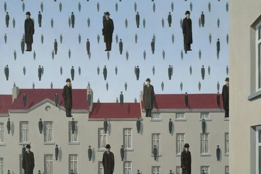 "This Artwork Changed My Life: Magritte's ""Golconda"""
