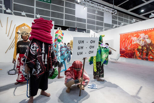 Art Basel Report Suggests Growing Inequality Is Endangering the Art Market