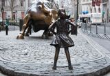 Fearless Girl Face-off Poses a New Question: Does the Law Protect an Artist's Message?