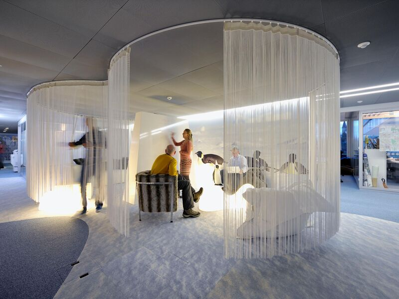 7 Creative Office Spaces Designed to Spark Innovation - Artsy