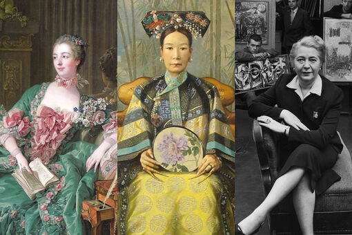 The Female Patrons Who Shaped Art History