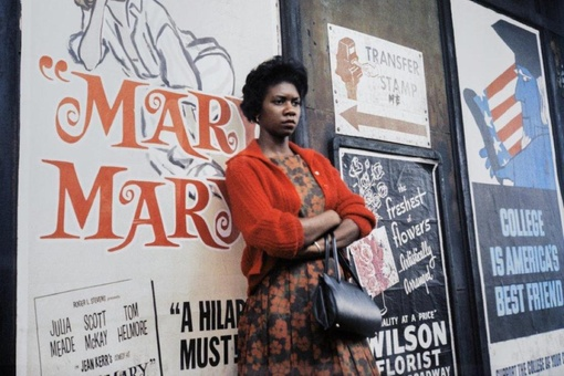 Vivian Maier's Never-Before-Seen Color Photography