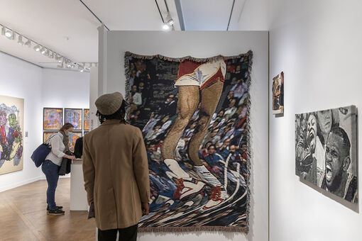1-54 in Paris Draws Art Lovers for In-Person Showcase of African Contemporary Art