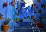 The Magical Moroccan City That's Painted in Shades of Blue