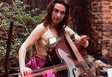 """""""The Topless Cellist"""" Charlotte Moorman Finally Finds Her Place in Art History"""